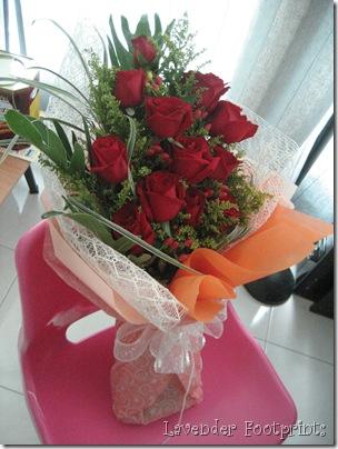Flowers from my Dear