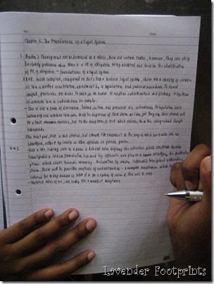 Kalash's notes