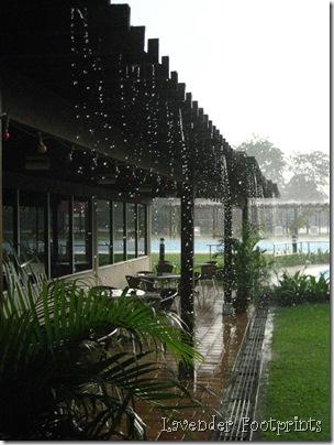 rain drops in KGNS